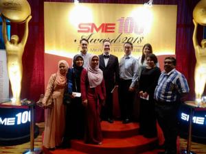 SME100 Awards 2018